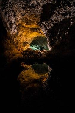 Lanzarote - Cueva de los Verdes
